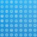IconographyFree Live Wallpaper icon