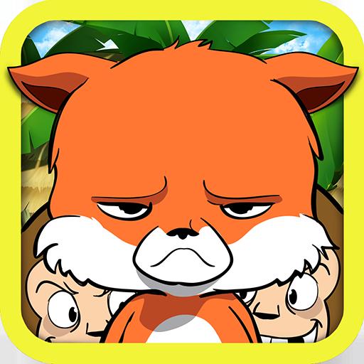 Grumpy Fox 動作 App LOGO-APP試玩