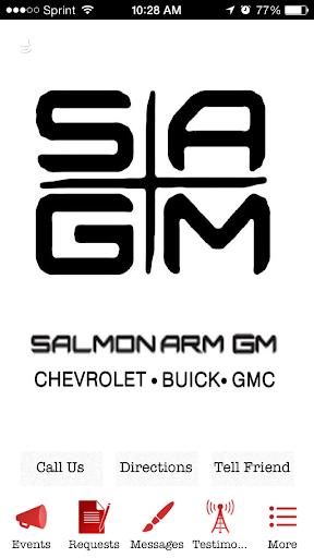 Salmon Arm GM