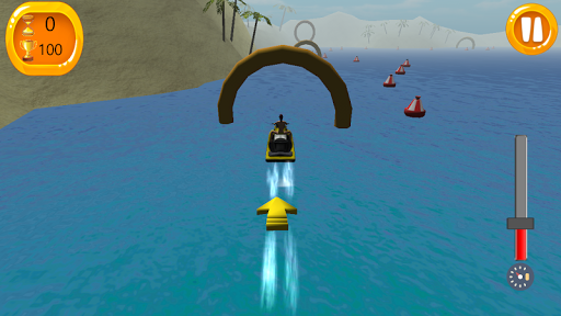 Aqua Bike Simulator 3D