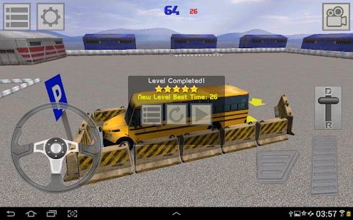 Bus Parking 2 - screenshot thumbnail