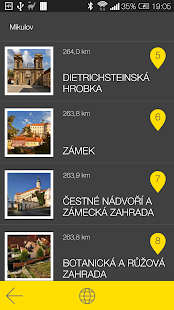 Mikulov - audio tour- screenshot thumbnail