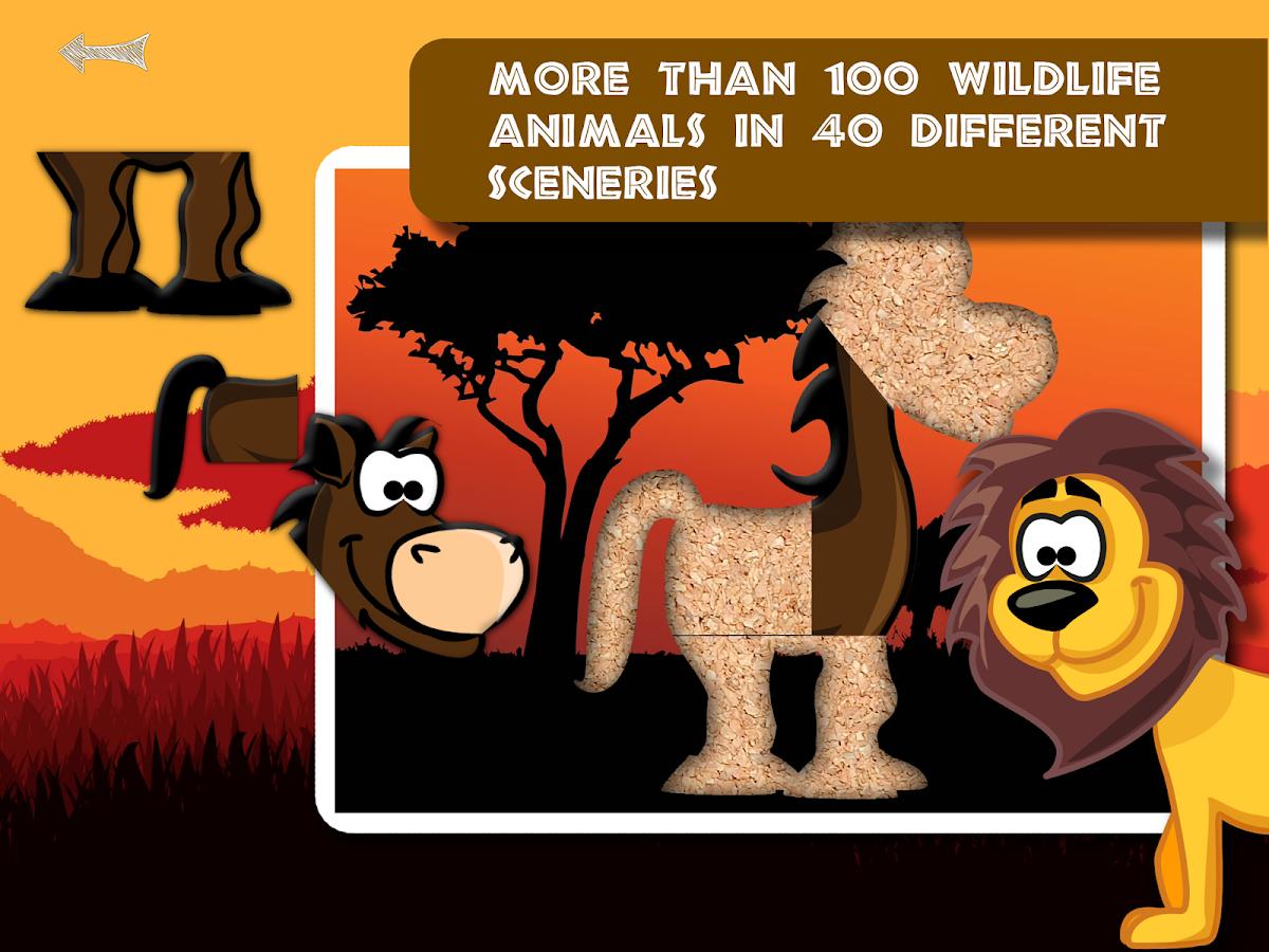 Wildlife-Animals-Jigsaw-Puzzle 24