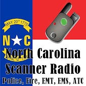 North Carolina Scanner Radio