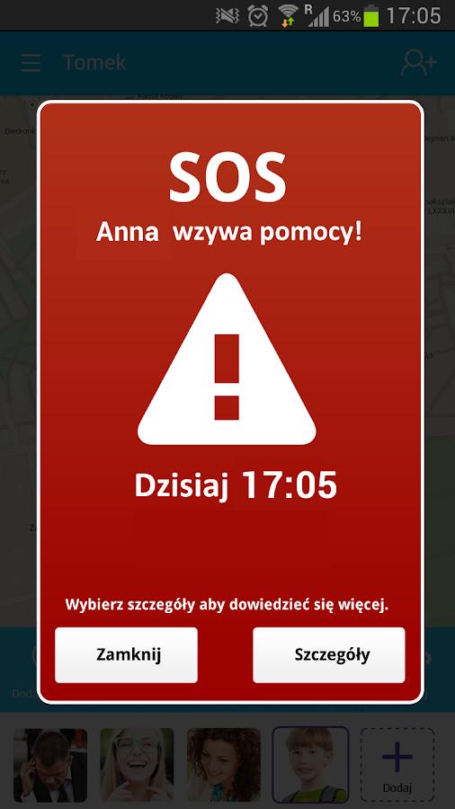 Bezpieczna Rodzina- screenshot
