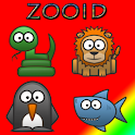baby animal sounds zooid logo