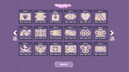 Valentine's Mahjong Tiles APK screenshot thumbnail 20