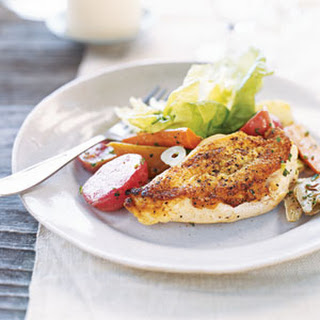 Skillet-Roasted Chicken