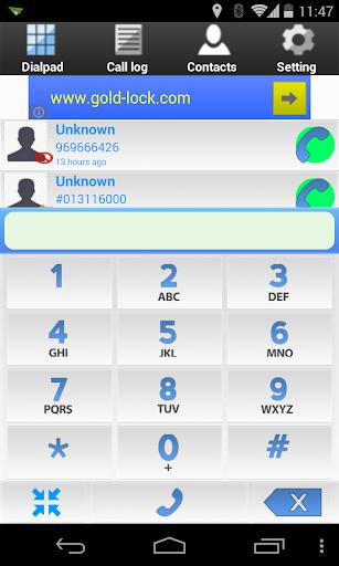 Easy Dialer Calling Card