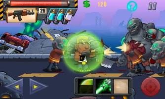 Screenshot of Infinite Monsters