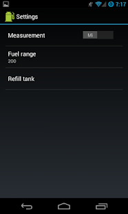 Fuel Gauge - screenshot thumbnail