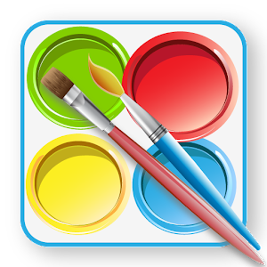 Kids Paint & Color Lite 娛樂 App LOGO-硬是要APP
