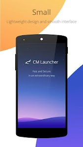 CM Launcher - Boost, Secure v1.0.1