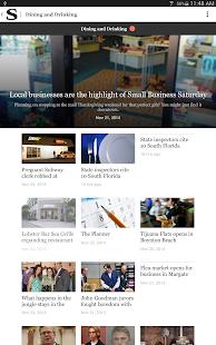 Sun Sentinel - screenshot thumbnail