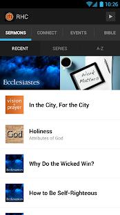Redemption Hill Church - screenshot thumbnail