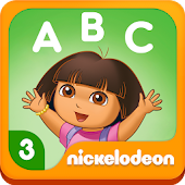 Dora ABCs Vol 3: Reading HD