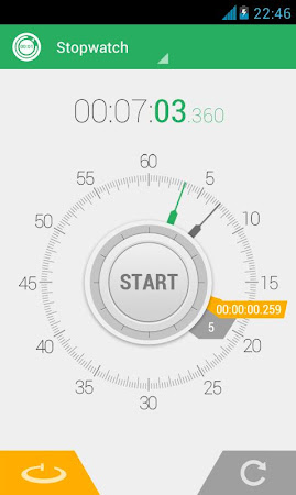 Stopwatch Timer 2.0.8.4 screenshot 277868