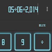 Calculator SAO Theme