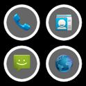 WhiteCircle Apex/Nova Theme icon