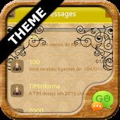 Vintage GO SMS Pro Theme