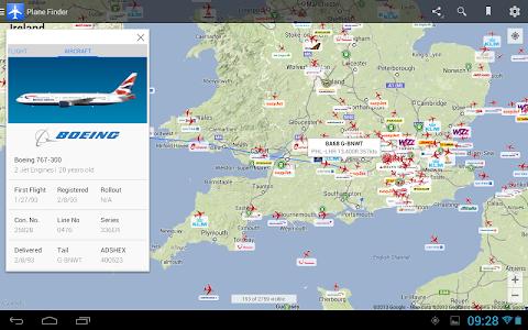 Plane Finder v7.2.6