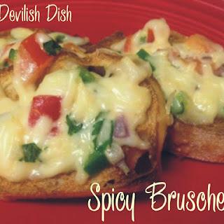 Spicy Bruschetta