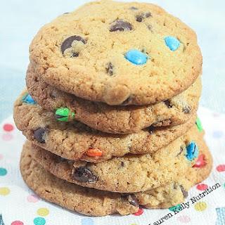 Birthday Chocolate Chip Cookies