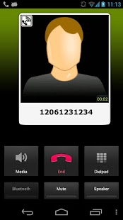 Wi-Fi Voip: make VOIP calls - screenshot thumbnail