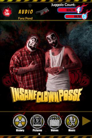ICP - screenshot