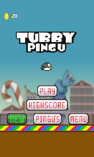 Tubby Pingu- screenshot thumbnail
