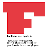 FanFeedr: Personal sports news