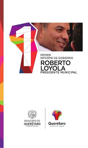 Mun. de Querétaro 1er informe