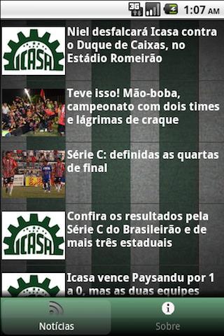 Icasa FC News [beta]