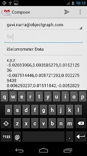 iSeismometer- screenshot thumbnail