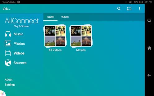 AllConnect - Play & Stream - screenshot thumbnail