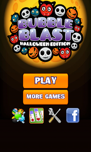 Bubble Blast Halloween- screenshot thumbnail