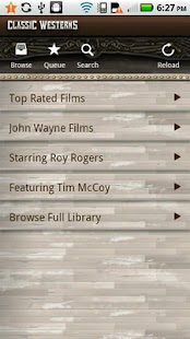 Classic Western Movies- screenshot thumbnail