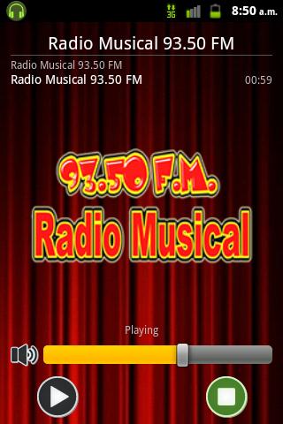 Radio Musical 93.50 FM