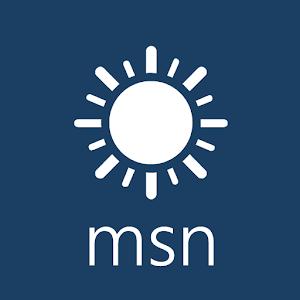 MSN Weather - Forecast & Maps 1 1 0 Apk, Free Weather Application