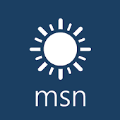 MSN Weather - Forecast && Maps APK for Bluestacks
