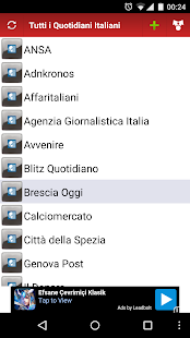 Tutti i Quotidiani Italiani- screenshot thumbnail