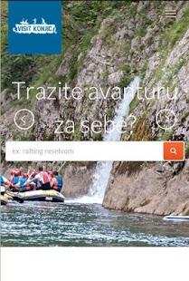Visit Konjic screenshot