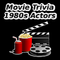 1980s Movie Trivia: Actors logo