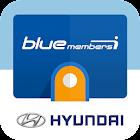 현대자동차 블루멤버스 icon