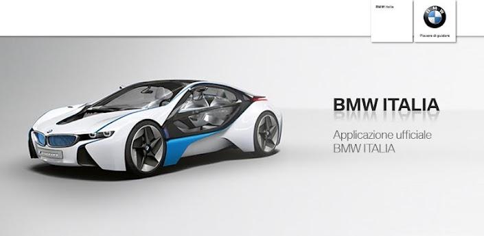 La nuova applicazione ufficiale di BMW: BMW Italia app