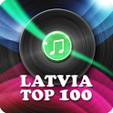 Latvia TOP 100 Music Videos icon