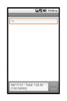 Screenshot of sumpad plus
