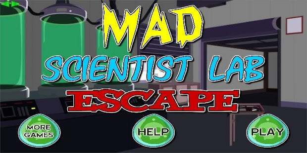 EscapeGame N34 - Scientist Lab - screenshot thumbnail