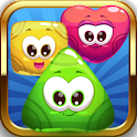 Logical Game Jelly Smash icon