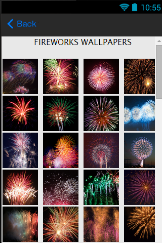 Fireworks Phone Wallpapers